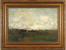 Arthur Parton (1842-1914) American Hudson River School Oil/Canvas Tonalism NY