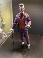 Sideshow Collectibles The Joker 1/6 Scale Exclusive Limited Edition +BONUS HEAD!