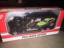 Ryan Blaney Nascar 12 Menards Team Penske Denver Diecast Pull-back Action Truck