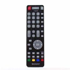 """Genuine Telecomando Per Sharp LC40CFF5222E LC-40CFF5222E 40"""" Full HD LED TV"""