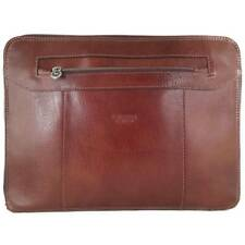 Cow Leather Document Case - A4 Format