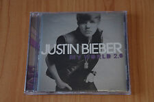 Justin Bieber ‎– My World 2.0  (REF BOX C16)