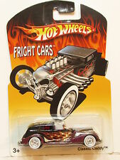 HOT WHEELS FRIGHT CARS CLASSICS CADDY