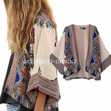Geometric Summer Coats & Jackets for Women