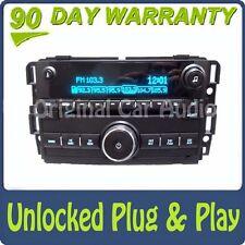 UNLOCKED Chevy Avalanche GMC Sierra YUKON OEM Radio MP3 AUX CD Player