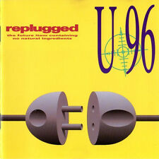 U96 - REPLUGGED (1993 - CD) Eve of the war, Love sees no colour, Brainkiller....