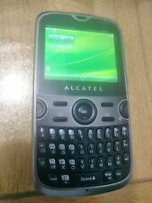 ALCATEL One Touch OT-800 - TITANIUM GREY (Unlocked) Mobile Phone
