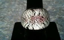 MURANO GLASS RING SIZE 8 Made In Italy