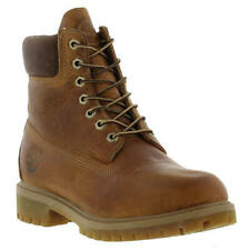 Timberland Mens 6 Inch Premium Heritage Classic Wide Fit Waterproof Boots