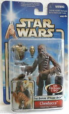 Star Wars Empire Strike Back Chewbacca Cloud City Capture (Hasbro, 2002) New