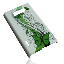 Design 2 hard back celular cover case funda tapa para LG p700-p705 Optimus l7
