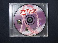 Sim Theme Park [PlayStation]