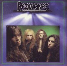 Razamanaz -Selftitled (Britny Fox, Cinderella) Perris Records *RARE/Out of Print