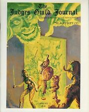 D&D Judges Guild Journal #16 Dungeons & Dragons City State!