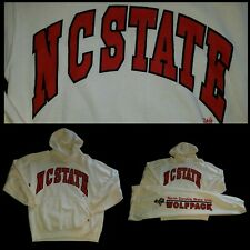 Vintage NC State Wolfpack Russell team issued sweatsuit L/XL