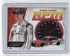 2017 Panini Nascar Absolute Racing RPM Daniel Suarez