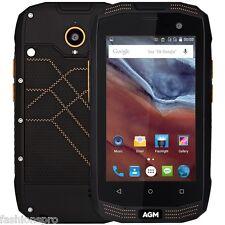 AGM A2 Rio 4.0'' 4G Unlocked Phone Android 5.1 MSM8909 Quad Core 2GB 16GB OTG