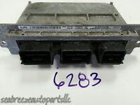 10 11 12 13 TRANSIT CONNECT GAS COMPUTER BRAIN ENGINE CONTROL ECU ECM MODULE