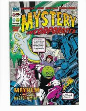 1963 #1 Alan Moore Rick Veitch Dave Gibbons Mystery Incorporated Bild 1993