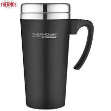 Thermocafe By Thermos Zest Travel Mug Black 0.4L Food Packing Outdoor Travel New
