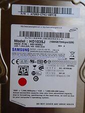 Samsung hd103sj | p/n: a7203-c741-a0yi8 | 2011.02 | 1 to #02