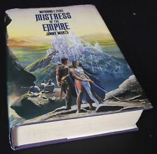 Raymond E. Feist, Janny Wurts: Mistress of the Empire. First ed.  Collins, 1992.