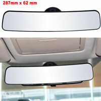 287mm Car Truck Universal Interior Rear View Cup Mirror Driving Suction Stick On