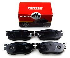 MINTEX FRONT AXLE BRAKE PADS FOR HYUNDAI i20 MDB3057 (REAL IMAGE OF PART)