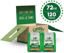 New listing Greenies Original Petite Natural Dental Dog Treats (15 - 25 Lb Dogs)