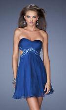 Vestiti da donna cocktail blu