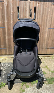 Micralite Twofold Pushchair With Built In Toddler Buggy Board