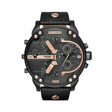 Armbanduhr Diesel Herr DZ7350 Quarz Analog Chronographen Stahl Schwarz