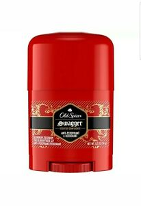 Old Spice Swagger Deodorant Antiperspirant Solid Stick Men Travel Size 0.5oz