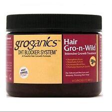 Groganics DHT Blocker System- A Powerful Hair Growth Formula & Scalp Treatment