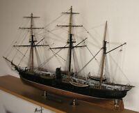 Revell CSS Alabama - set of 434pcs CNC wood blocks for model, 1:96. No model!