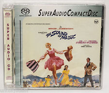 The Sound of Music Soundtrack SACD CD Brand New Sealed 2003 early version RARE