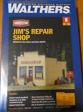 Walthers N #933-3229 Jim's Repair Shop
