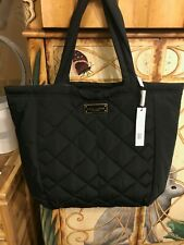 NWT MARC JACOBS LARGE QUILTED NYLON BLACK TOTE MOO11322  $ 200