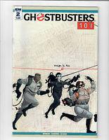 IDW Comics Ghostbusters #2 Apr 2017 Comic.#131724D*5