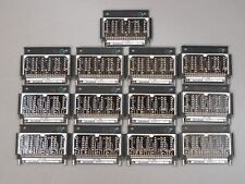 LOT of 12 Sylvania NAND Gate Logic Module