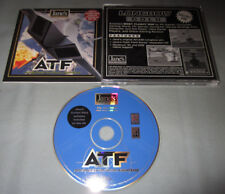 Jane's ATF: Advanced Tactical Fighter - PC Computer CD Combat Flight Video Game