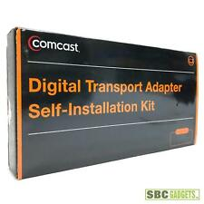 New Comcast DC50X Digital Transport Adapter Self-Installation Kit