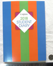 Collins Debden Colplan 2018 A5 Student Diary Planner Week to View WTV Sc37