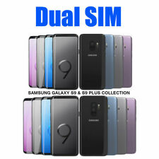 Samsung Galaxy S9 G9600 S9 Plus G9650 Dual SIM 64GB 128GB Unlocked