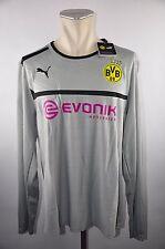 Borussia Dortmund BVB Trikot Gr. L Puma Training Jersey Evonik Pullover 2012-13