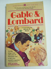 GABLE & LOMBARD love story of the King of the Movies & Hollywood's Madcap Playgi