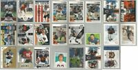 Chicago Bears 23 card 2011 insert lot-all different