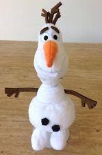 Disney Frozen Ty Beanie Babies - Olaf Snowman Plush Toy
