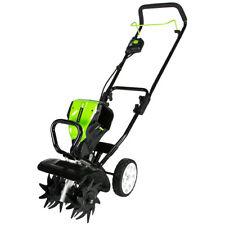 GreenWorks TL80L00 80-Volt 10-Inch Cordless Tiller - Bare Tool - 2800002