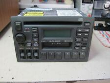 AUTORADIO CD / CASSETTA VOLVO  SC-805   2 din  con codice  da testare